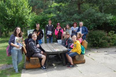 Foto zu Meldung: Schüler zu Besuch
