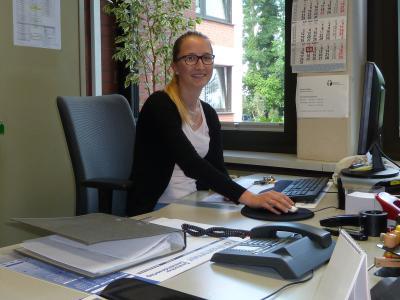 Foto zur Meldung: Neue Beschäftigte der Samtgemeinde Velpke