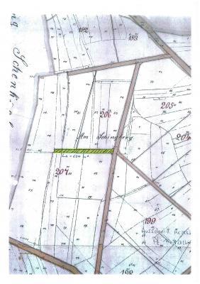 Gemarkung Hilmes, Flur 1, Flurstück 199