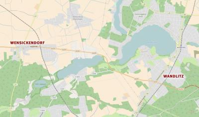 Foto zu Meldung: Beschluss Planfeststellung für Radweg zwischen Wandlitz und Wensickendorf