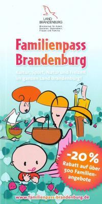 Foto zur Meldung: Auf Entdecker-Kurs mit dem Familien-Pass Brandenburg 2017/18