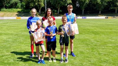 Foto zur Meldung: Gnoiener Wasserturmlauf- von Läufern für Läufer organisiert