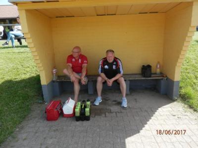 Foto zu Meldung: Letzer Spieltag Landesliga West