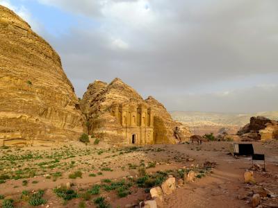Foto zur Meldung: Wandern in Jordanien: Vortrag in der URANIA Potsdam