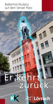 Vorschaubild zur Meldung: Er kehrt zurück - Große Kunstauktion des KKF