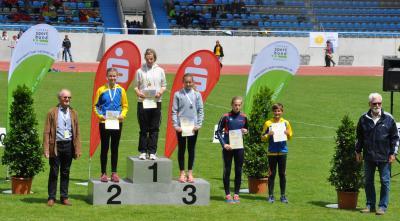 Foto zur Meldung: Junge LSV-Athleten holen Medaillen bei den Landesmeisterschaften