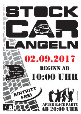 Vorschaubild zur Meldung: Stockcarrennen in Langeln