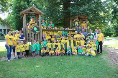 Kinderfest in Sontra
