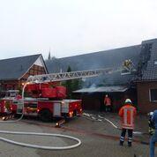 Einsatz Gebäudebrand