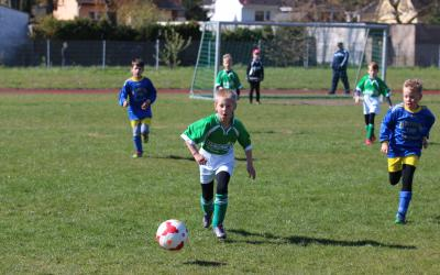 Foto zur Meldung: Zweiter Anlauf für F-Jugend Pokalturnier
