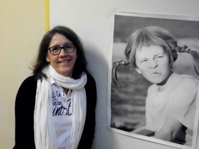 Foto zur Meldung: Tschüß, Frau Stutzke, alles Gute!