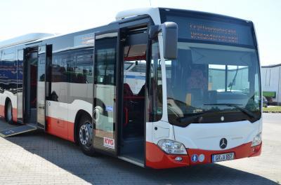 Informationen zum Fahrplanwechsel des Regionalbusverkehrs am 1. August 2017