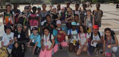 Classes 5a et 5b - Echange scolaire avec une école parisienne
