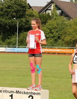 Foto zur Meldung: U16-Team Kreismeister im Vierkampf