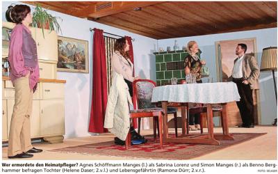 Vorschaubild zur Meldung: Als stünde Ottfried Fischer auf der Bühne