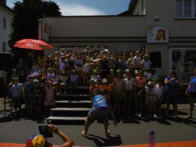 Vorschaubild zur Meldung: Wächtersbacher Ferienspiele – Siegerehrung und dann sind sie zu Ende