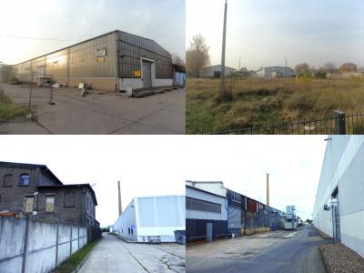 Vorschaubild zur Meldung: Gewerbegebiet entlang der Sachsenhausener Straße wird »Gewerbepark Mitte«