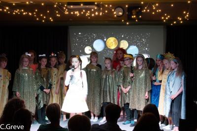 Musical 2017: Leben im All