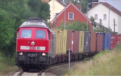 Vorschaubild zur Meldung: Zweigleisiger Ausbau der Bahn