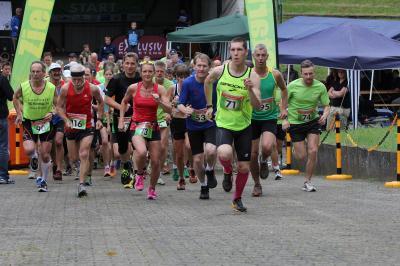 Foto zur Meldung: Am Mittwoch Startschuss in Schmalensee – 5-Tage-Marathon