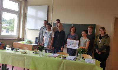 Vorschaubild zur Meldung: Schüler der Regionalen Schule reisen nach Kingisepp
