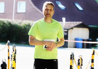 Foto zur Meldung: Abschiedstour heute in Schmalensee – 5-Tage-Marathon beim SVS