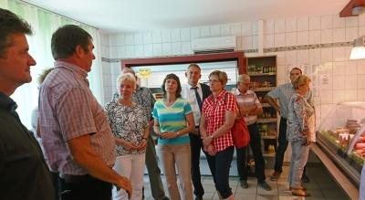 Vorschaubild zur Meldung: Erweiterte Vorstandssitzung in Bronkow