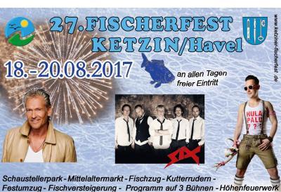 Ketziner Fischerfest 2017