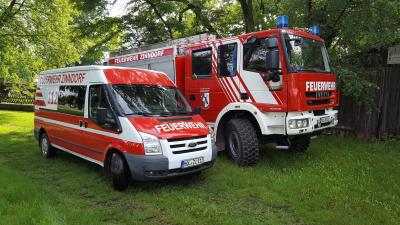 Foto zu Meldung: Feuerwehrtag in Zinndorf