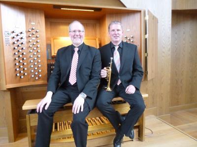 Vorschaubild zur Meldung: 16. August: Trompetenkonzert Kirche Boitzenburg