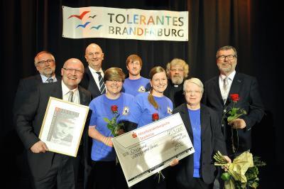 Gewinner des Franz-Bobzien-Preises 2016: Die Kolpingjugend im Diözesanverband Berlin