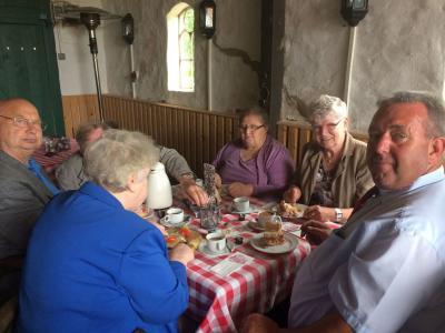 Foto zur Meldung: Seniorenfahrt der Gemeinde Goldelund am 17.06.2017