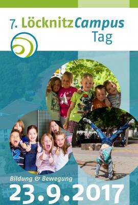 Foto zu Meldung: Sport, Spaß und Spiel auf dem Löcknitzcampusfest!