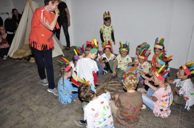 "Foto zu Meldung: Neues aus dem Kinderland ""Thea de Haas"""