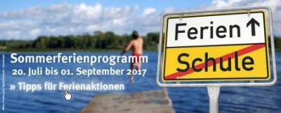 Foto zu Meldung: Sommerferienprogramm in Oranienburg