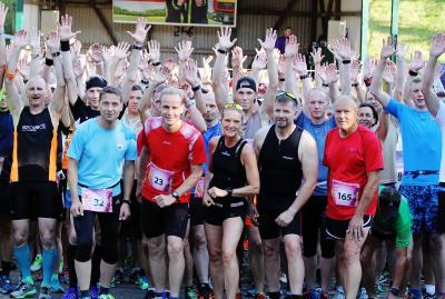 Foto zur Meldung: Tränen und Stolz zum Abschluss des 5-Tage-Marathons