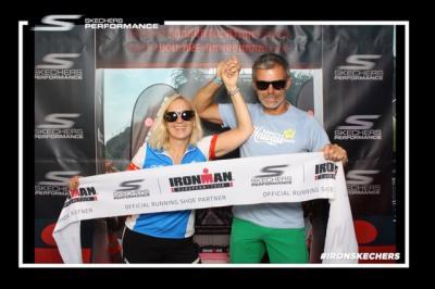 Foto zu Meldung: Ironman Triathlon in Frankfurt