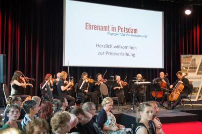 Foto zur Meldung: Sportdirektor Uwe Römling für Ehrenamtspreis der Stadt Potsdam nominiert