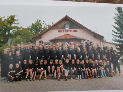 Foto zur Meldung: Viele Grüße aus Straußberg