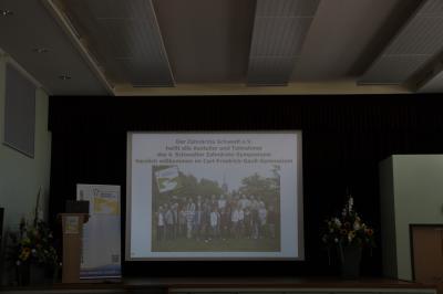Foto zur Meldung: Symposium 2016