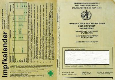 Foto zu Meldung: Monatliche Impfsprechstunde im Kreisgesundheitsamt