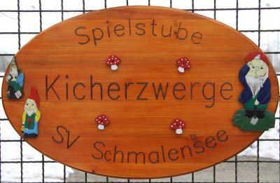 Foto zur Meldung: Schließung der Spielstube – Offener Brief des SV Schmalensee