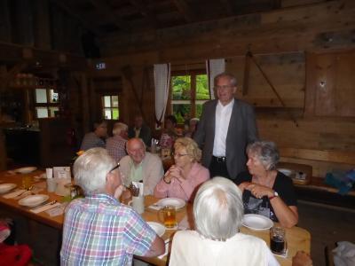Vorschaubild zur Meldung: Seniorenfahrt ging in die Stadt Kassel