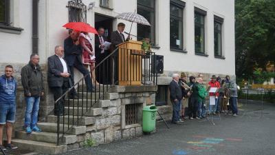 Vorschaubild zur Meldung: Wiesenfestnachlese Rede von Pfarrer Gerhard Stintzing am Wiesenfestmontag