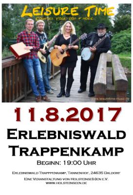 Foto zur Meldung: Sommerkultur – Holsteinseen präsentiert Konzerte mit kostenloser Live-Musik