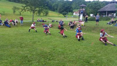 Vorschaubild zur Meldung: 1. Highlander Turnier in Hallungen