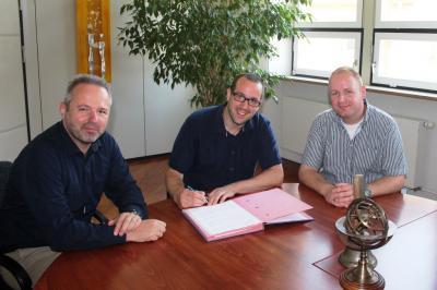 Vorschaubild zur Meldung: Integrationsbeauftragter der Gemeinde Meckesheim