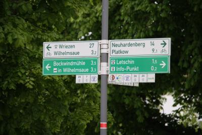 Foto zur Meldung: Förderzusage für Radwegebau im Landkreis Märkisch-Oderland