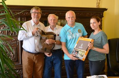 Foto zu Meldung: Stadtradeln beendet: Oranienburg radelt mehr als 52.000 Kilometer