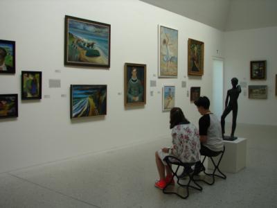 Foto zu Meldung: Kunstfahrt ins Kunstmuseum Ahrenshoop